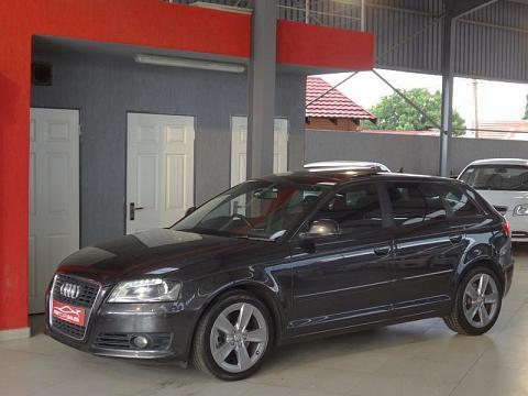 2009 Audi A3 2.0 Tfsi Ambition