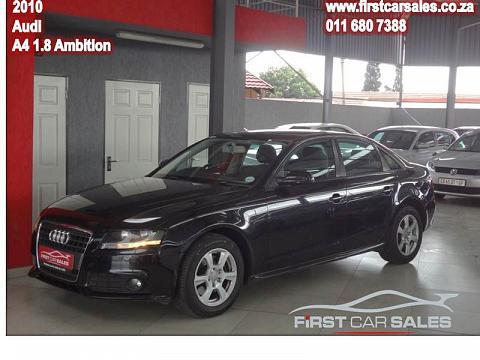 2010 Audi A4 Sedan 1.8 Tfsi Ambition