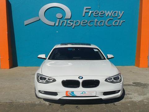 2012 BMW 1 Series 5-Door 116i M Sport Line