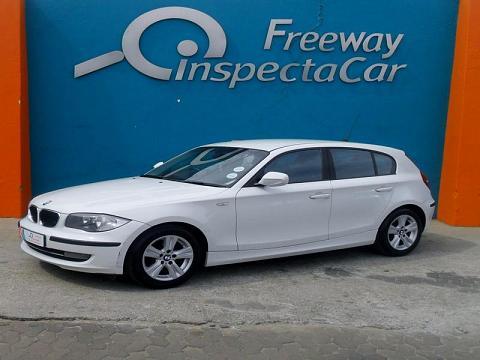 2011 BMW 1 Series 5-Door 118i