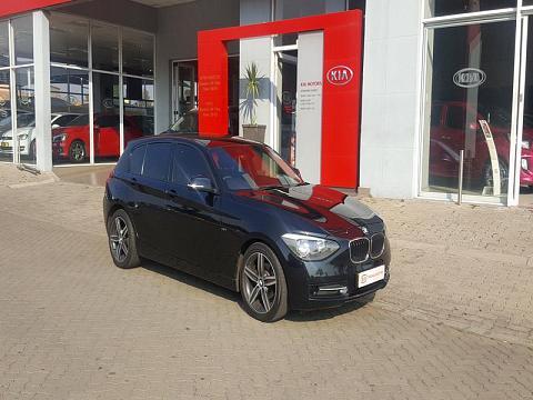 2012 BMW 1 Series 5-Door 116i Sport Line