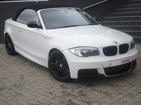 2011 BMW 1 Series Convertible 135i M Sport