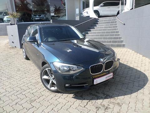 2011 BMW 1 Series 5-Door 118i Sport Line