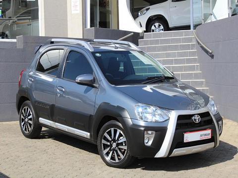 2015 Toyota Etios 1.5 Xs Cross