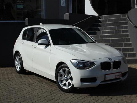 2013 BMW 1 Series 5-Door 118i