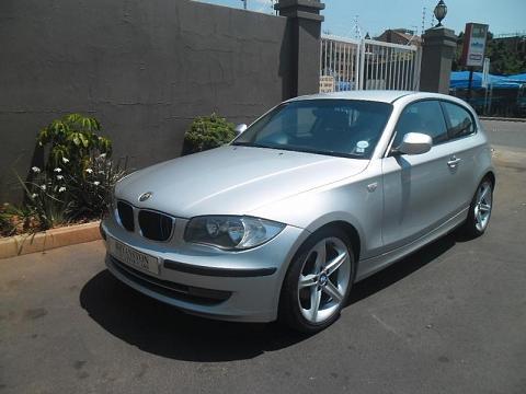 2010 BMW 1 Series 3-Door 116i
