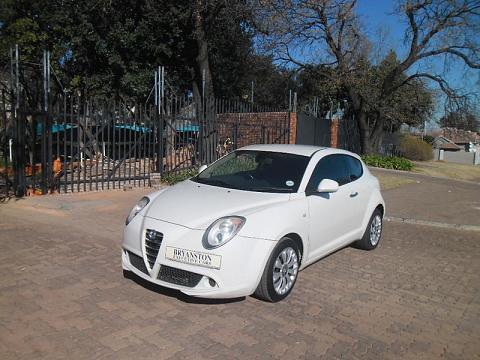 2011 Alfa Romeo Mito 1.4 Progression