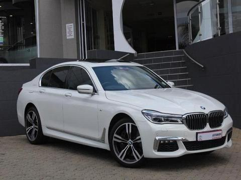 2017 BMW 7 Series 750i M Sport Sport Steptronic