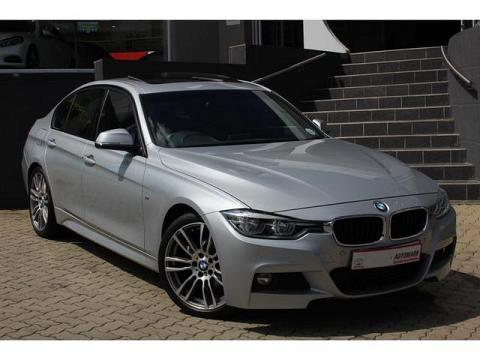 2016 BMW 3 Series Sedan My15 320i M Sport Sports Steptronic