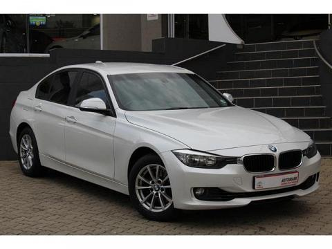 2014 BMW 3 Series Sedan 320i Steptronic