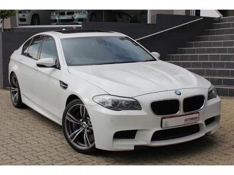 2012 BMW M5 Sedan M-Dct