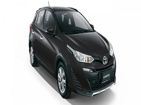 2018 Toyota Yaris 1.5 Cross