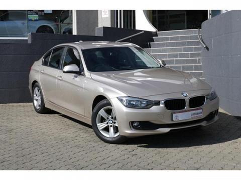 2013 BMW 3 Series Sedan 320d Steptronic