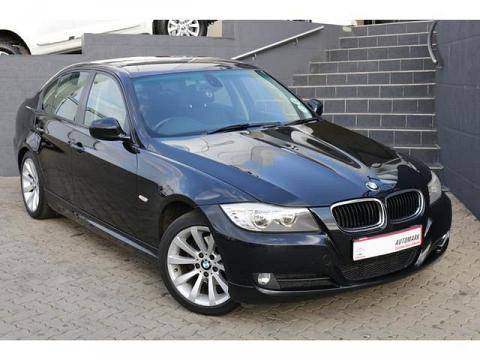 2012 BMW 3 Series Sedan 320i Steptronic