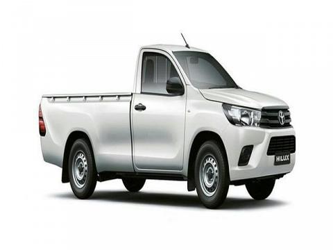 2018 Toyota Hilux My17 2.4 Gd