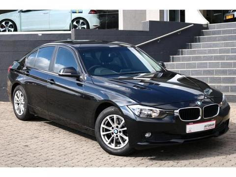 2013 BMW 3 Series Sedan 316i Steptronic
