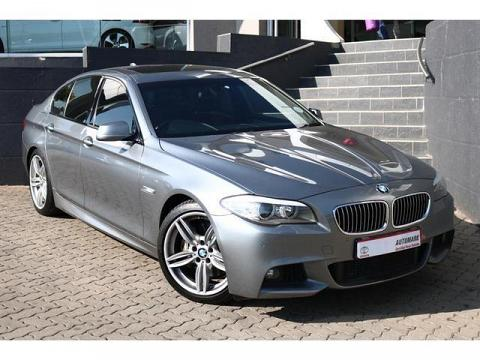 2011 BMW 5 Series Sedan 535i M Sport Steptronic