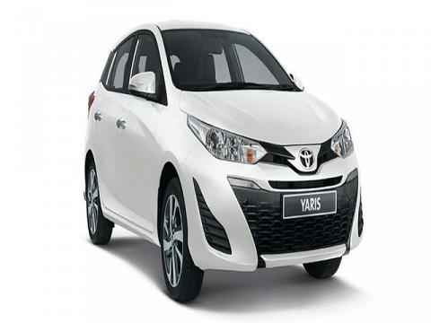 2018 Toyota Yaris 1.5 Xs Cvt