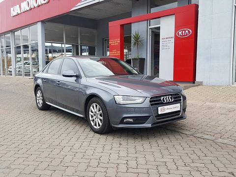 2013 Audi A4 Sedan 2.0 Tdi S Multitronic