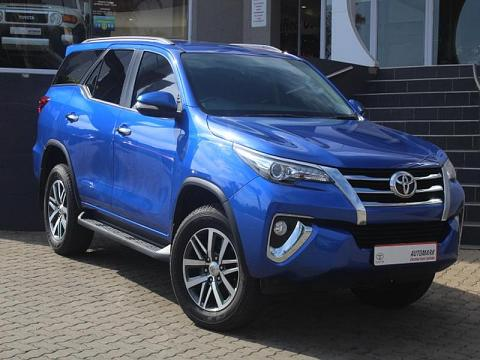 2016 Toyota Fortuner 2.8 Gd-6 4X4 At