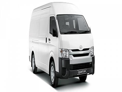 2018 Toyota Quantum 2.5 D-4D S-Long Panel Van