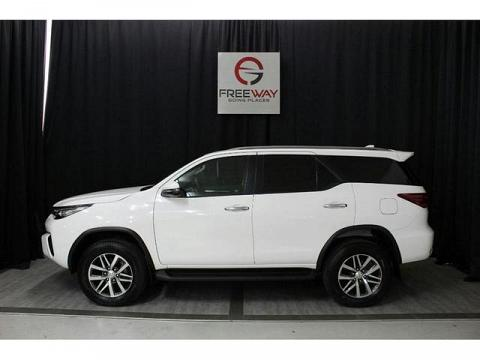 2018 Toyota Fortuner My17 2.8 Gd-6 4X4 At