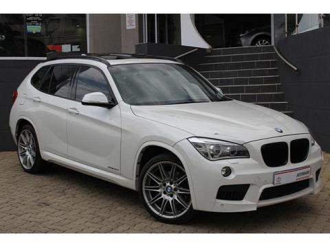 2013 BMW X1 Sdrive20d Steptronic