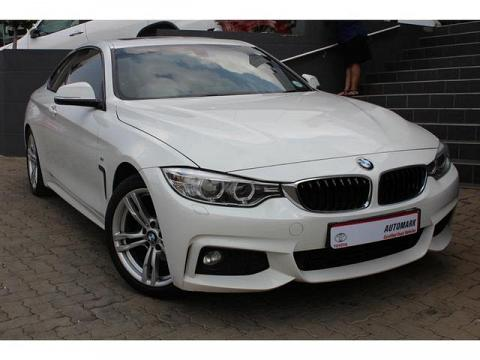 2014 BMW 4 Series Coupe Facelift 420i M Sport Steptronic